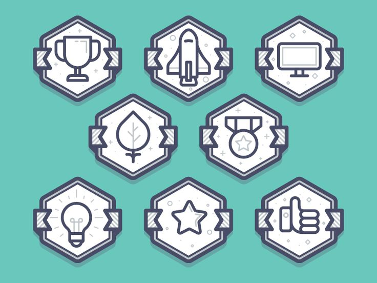 Gamification Badges  JAMSO helps people and business improve performance. Find out more http://www.jamsovaluesmarter.com #gamification