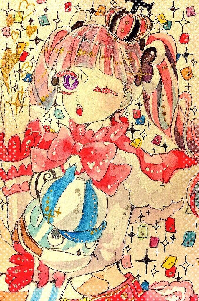 ワンピlog [6] Cute goth, Anime characters, Goth look