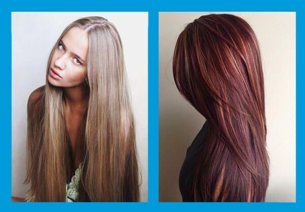 long hairstyles 2019 female #female #Hairstyles #Long #longhaircut #longh…