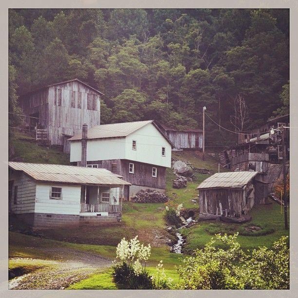 .@msbellee   Stikes Holler. Ashe county, NC  Appalachia rural highcountry #northcarolina #julyphotochallengefpoe