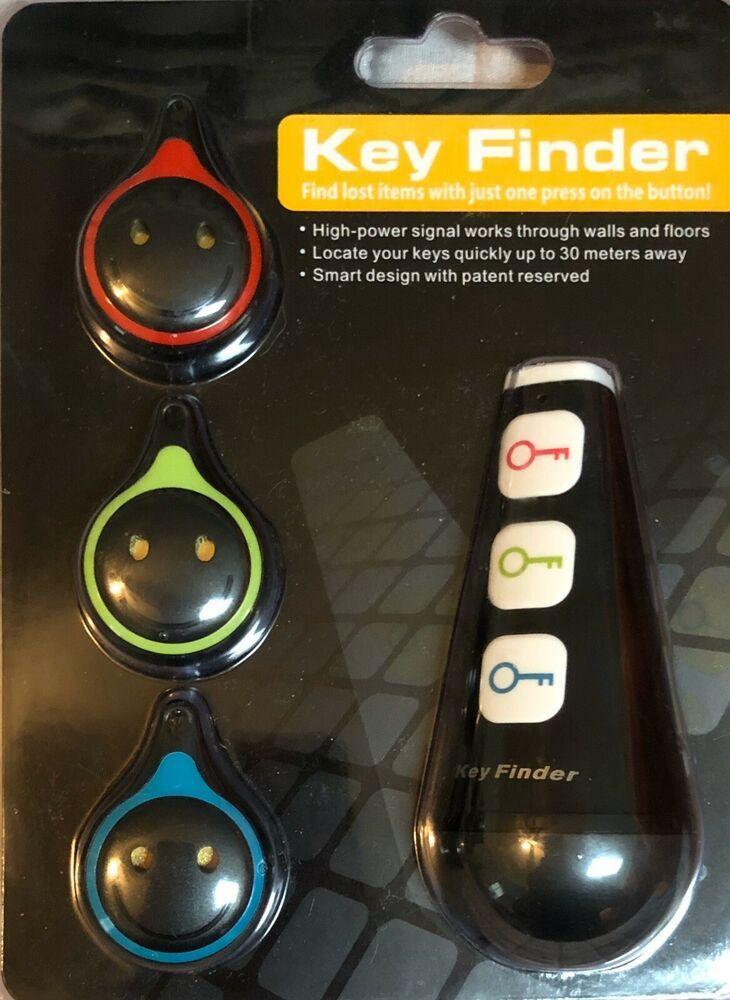 Details about Key Finder Locator Smart Tracker Find Lost