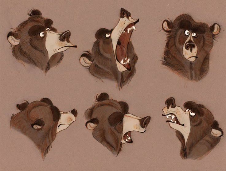 Living Lines Library: Over the Hedge (2006) - Concept Art