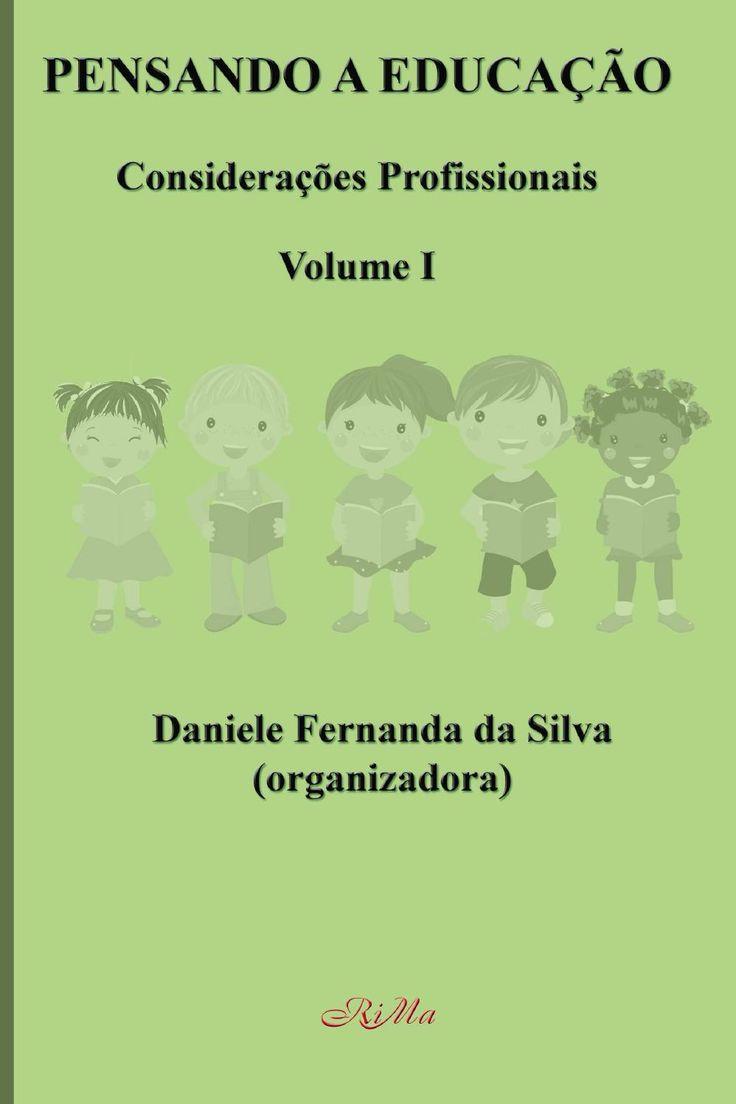 Este livro traz reflexões de profissionais de ensino de São Carlos.