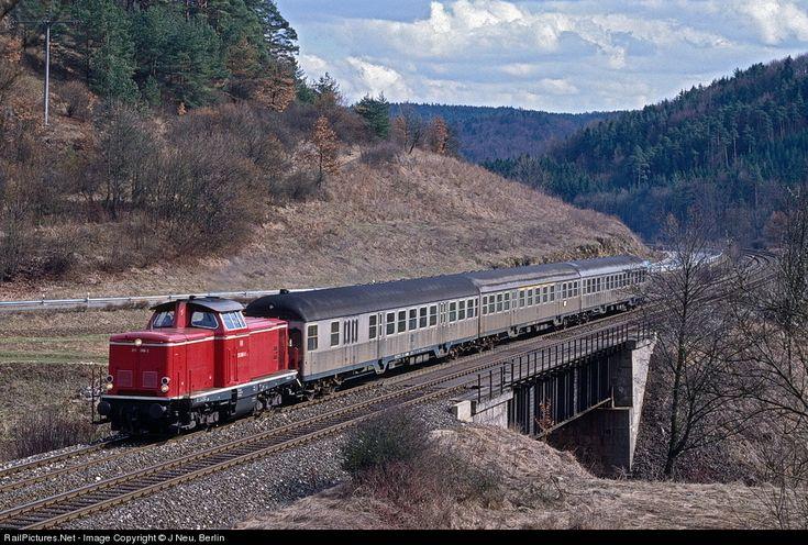 RailPictures.Net Photo: Deutsche Bundesbahn 211 266 at Artelshofen, Germany by J Neu, Berlin