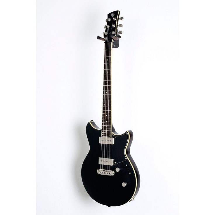 Yamaha Revstar RS502 Electric Guitar Shop Black 888366021934