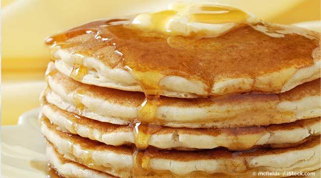 Coconut Flour Almond Meal Pancakes