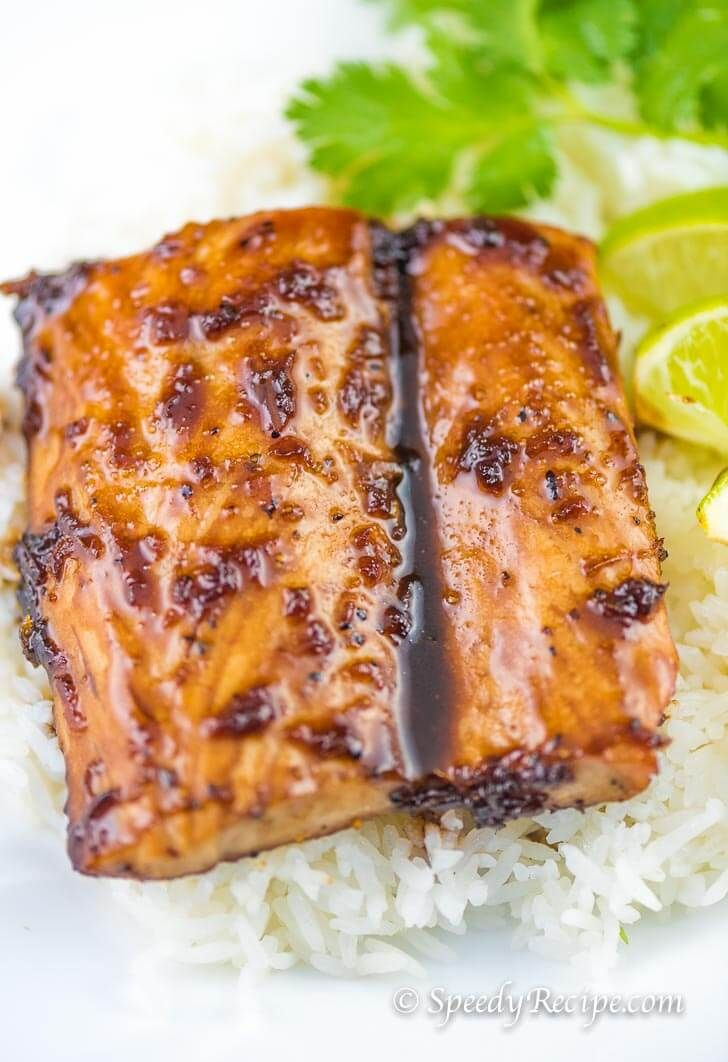 Baked Ginger Glazed Mahi-mahi Recipe