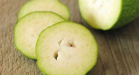 June's Feijoa, Apricot & Cardamom Chutney | Tui Products http://www.tuigarden.co.nz/recipe/junes-feijoa-apricot-cardamom-chutney