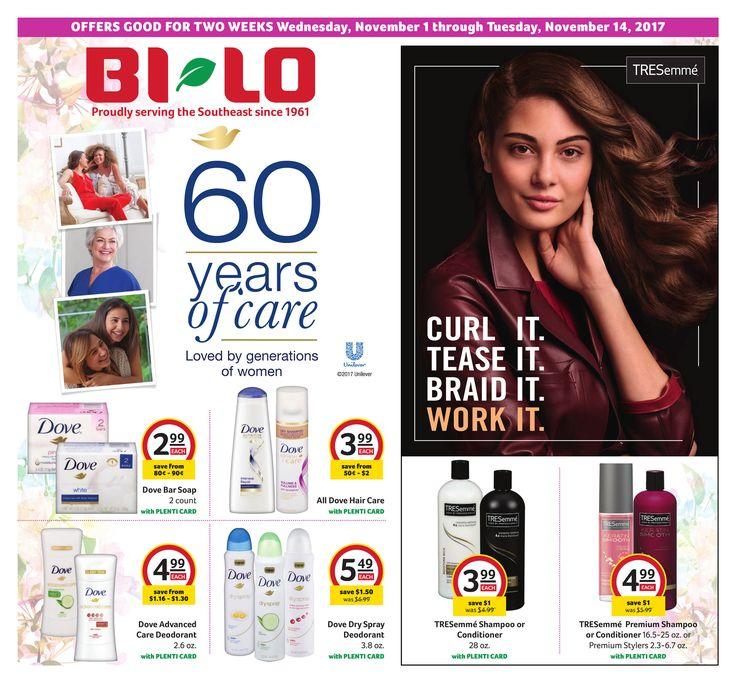 Bilo In-Store Flyer November 1 - 14, 2017 - http://www.olcatalog.com/grocery/bilo-in-store-flyer.html