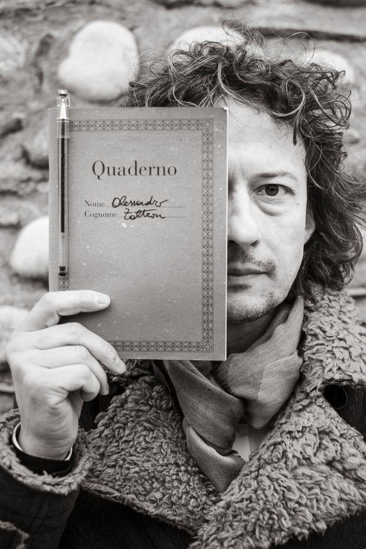 Alessandro Zaltron - Scrittore/Giornalista
