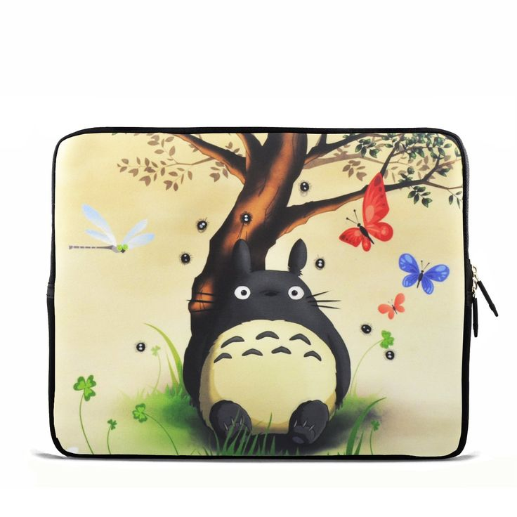"Amazon.com: Totoro 13"" 13.3"" inch Notebook Laptop Case Sleeve Carrying bag: Computers & Accessories"