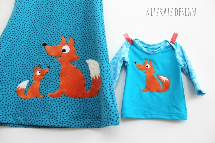 kitzkatz design: Ziemlich viele Füchse