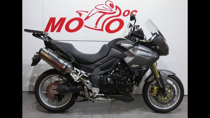 TRIUMPH 1050 TIGER  ABS ACHAT, VENTE,REPRISE, RACHAT, MOTO D'OCCASION, M...