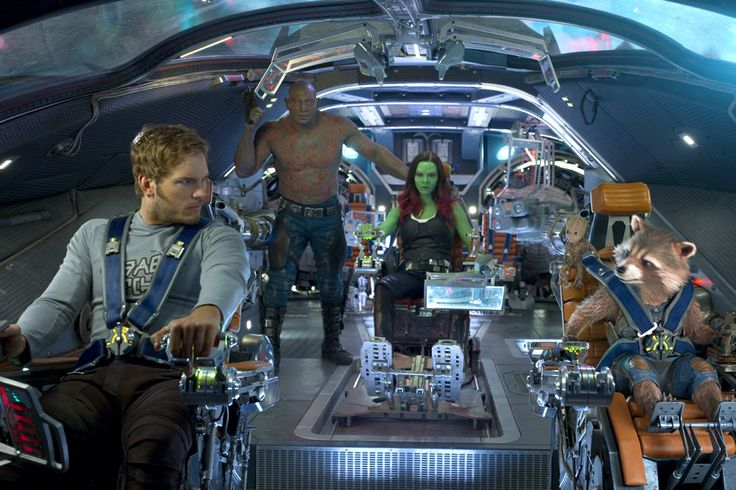 Box Office Preview: Guardians of the Galaxy Vol. 2 to come out on top  The only new wide release opening this weekend is <i>The Guardians of the Galaxy Vol 2.</i>, the first of <i>three</i> Marvel films on the 2017 release calendar. Given fan's building excitement, and the fact that its nearest competition is <i>The Fate of the Furious</i>, which has been speeding into the top spot the past …  http://ew.com/movies/2017/05/05/guardians-galaxy-vol-2-box-office-predictions/