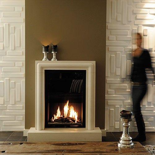 decorative wall panels 3d art for walls backsplash wallpaper embossed bricks