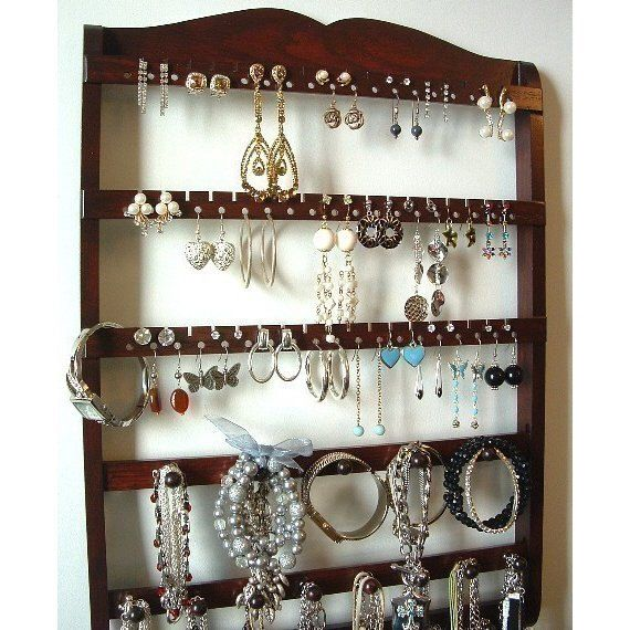 1000 ideas about necklace storage on diy