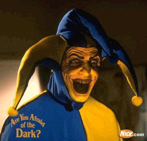 Are You Afraid of the Dark? I remember this episode!