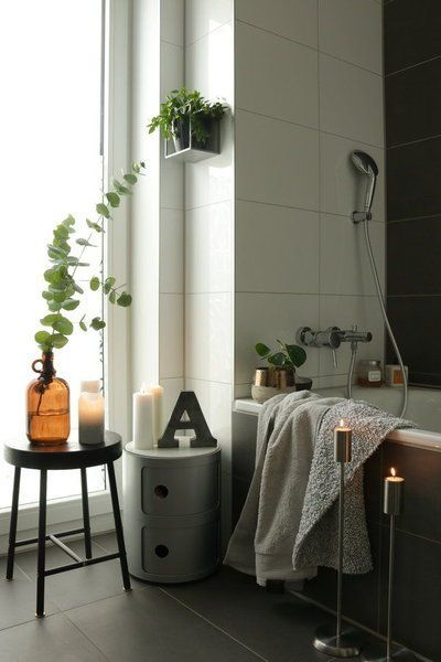 Die besten 25+ Bad Kerzen Ideen auf Pinterest Vintage - badezimmer deko türkis