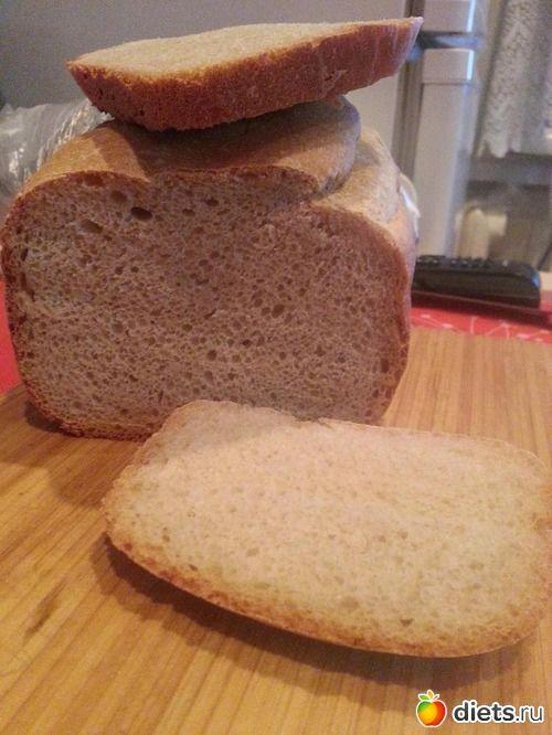 Хлеб из: цельнозерновой+кукурузной+пшеничной муки 1 сорта с чесноком: : Дневники - diets.ru