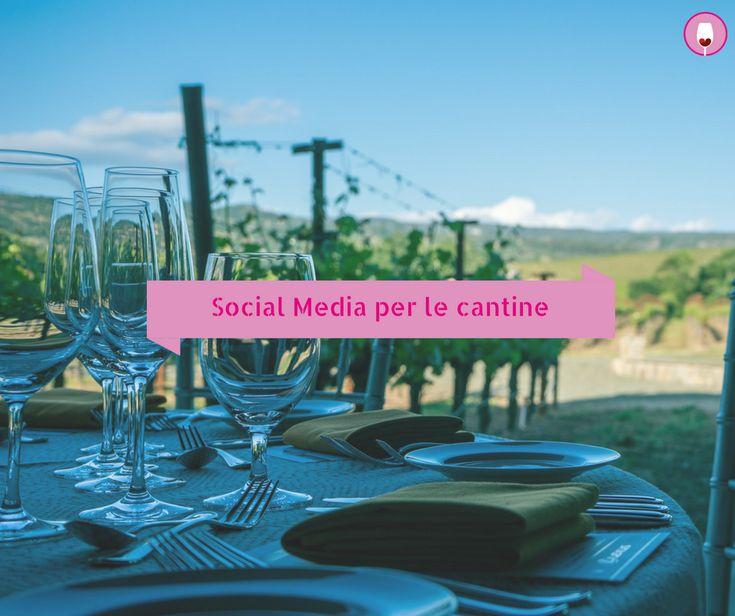 Social Media per le cantine, in 6 passi