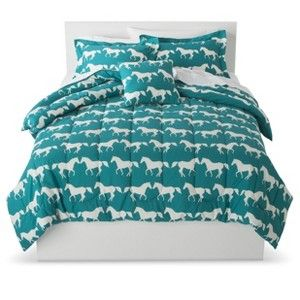 Anorak Horses Bedding Collection