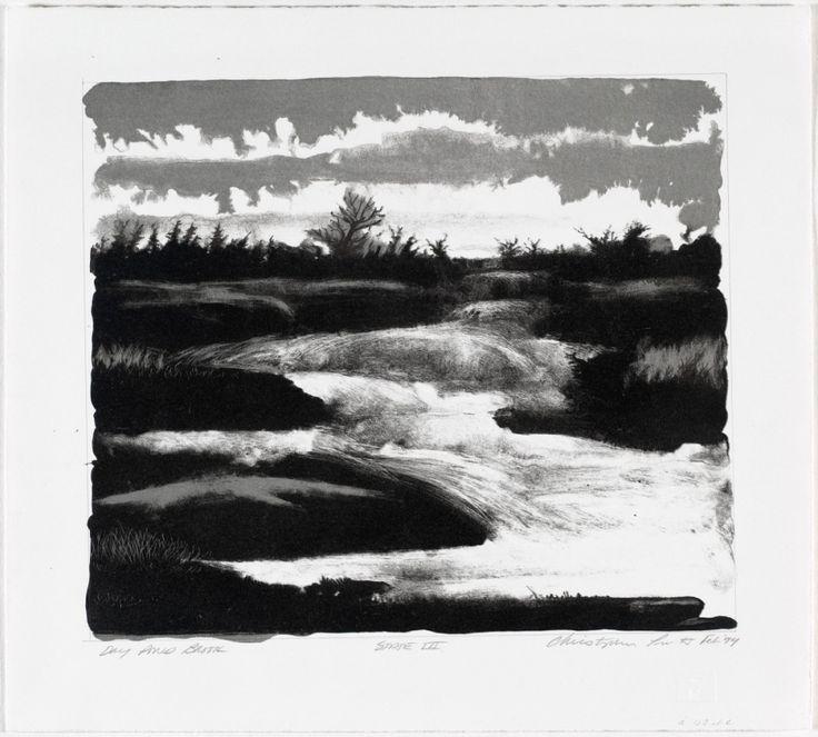 Christopher Pratt, Dry Pond Brook | National Gallery of Canada