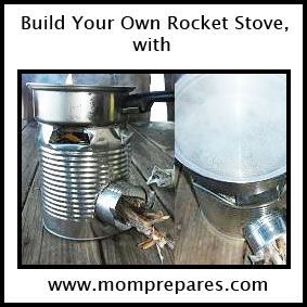 263 best images about emergency preparedness on pinterest for Build your own rocket stove