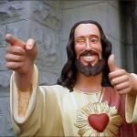 Make your own Buddy Christ Meme!