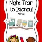 "Activities for the poem ""Night Train to Istanbul"""