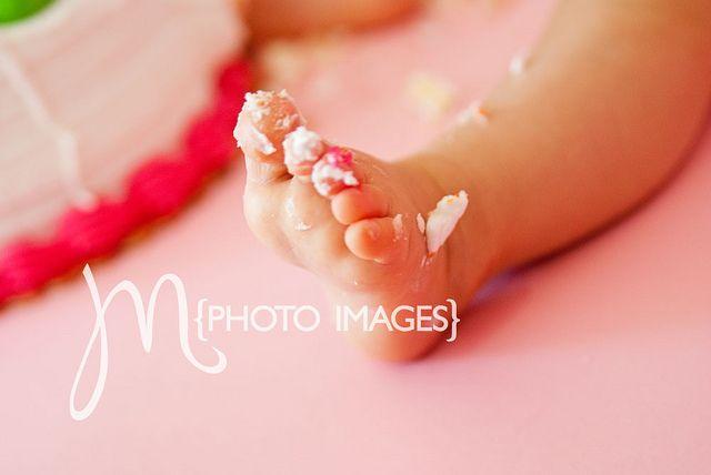 cake smash photo! #childrenphotography