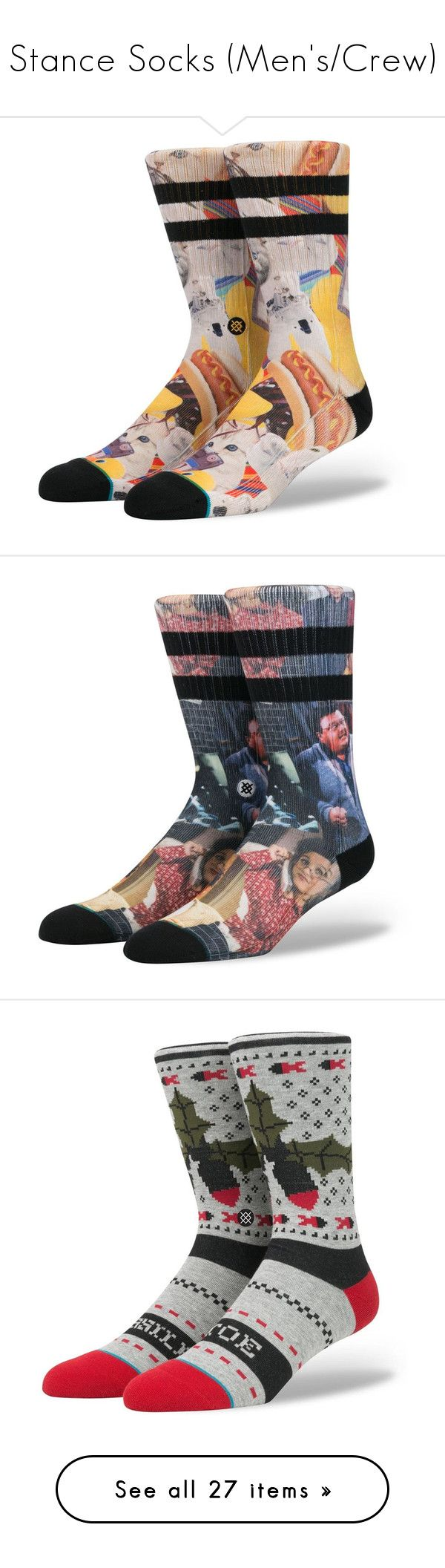 """""""Stance Socks (Men's/Crew)"""" by x-wear ❤ liked on Polyvore featuring men's fashion, men's clothing, men's socks, mens socks, mens navy blue crew socks, mens navy blue socks, mens navy crew socks, mens navy socks, mens wool socks and mens woolen socks"""