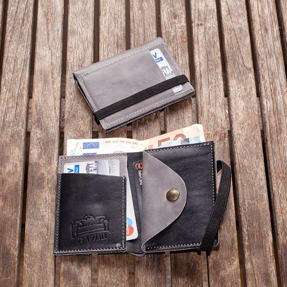 Wallet Leather Wallet Bifold Wallet Mens Wallet