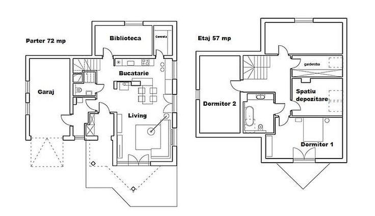 adelaparvu.com despre amenajare casa 129 mp, design er de interior Johanna Lyczek, Nan Studio  (7)