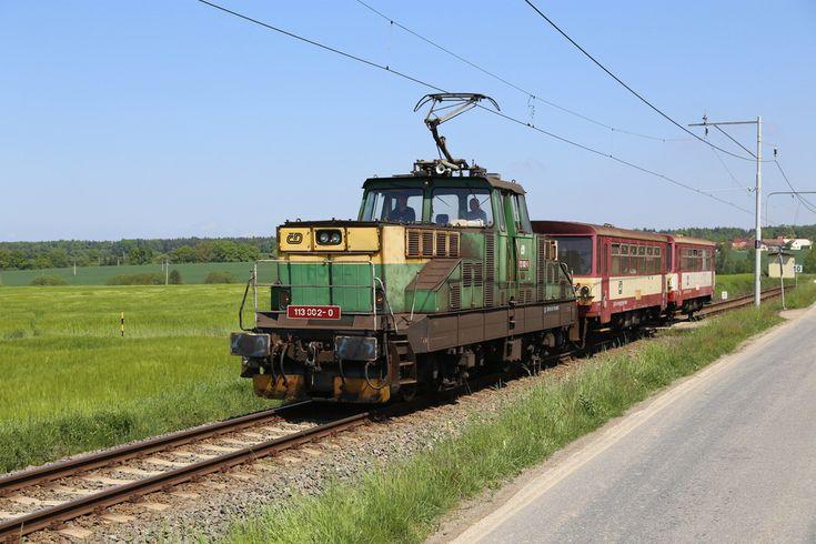 11:05 Tabor to Bechyne