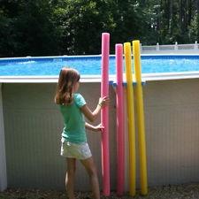 Gladon Nr4b Swimming Pool Water Noodles Rack Storage