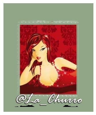 @La_Churro desde Chile