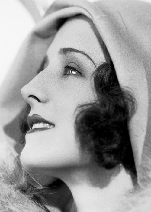 Norma Shearer photographed by Ruth Harriet Louise, ca. 1929