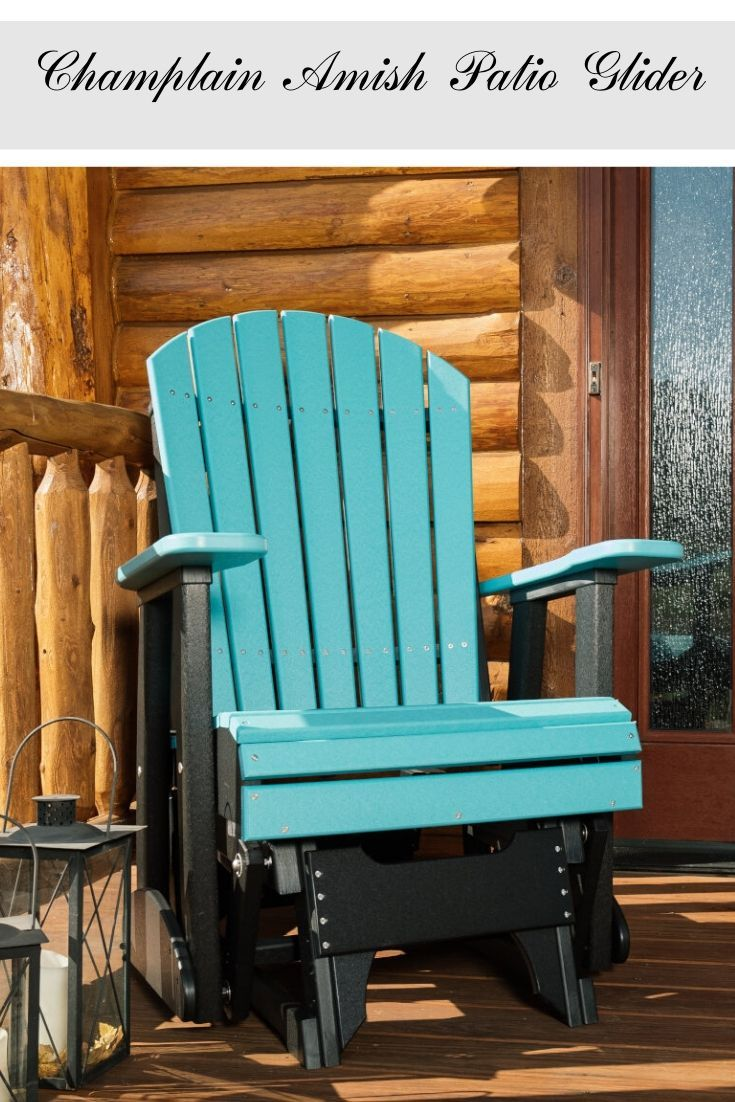 Pin By Kelly Mccarthy On Chair Ideas In 2020 Glider Chair Outdoor Glider Chair Glider Rocker