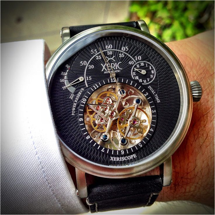 1000 images about kick ass watches on pinterest skeleton watches rose gold and tag heuer monaco for Watches xeric