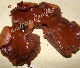Receita Petit Gateau por andreiacambez - Categoria da receita Sobremesas