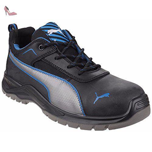 Puma 643600.41 Atomic Chaussures de sécurité Low S3 HRO SRC Taille 41 - Chaussures puma (*Partner-Link)