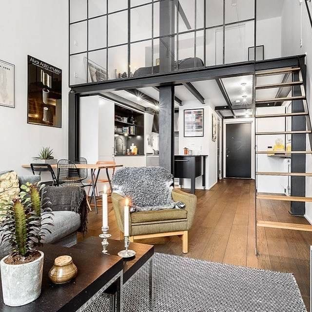 Industrial And Loft Living: 5628 Best Industrial And Loft Living Images On Pinterest