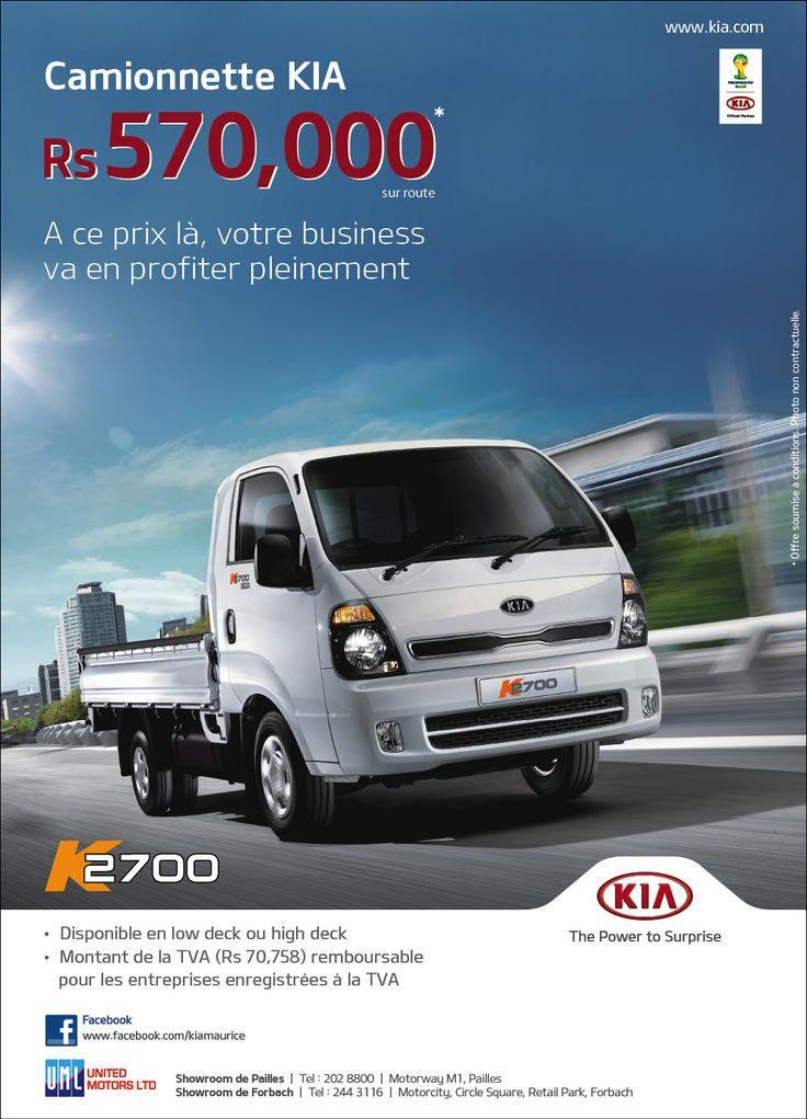 K2700 promo