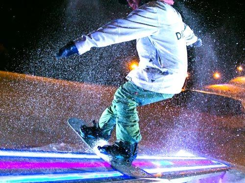 特別企画♪朝発:午後~ヨルダイナ&大花火祭り スキーツアー・スノーボードツアー 大阪発