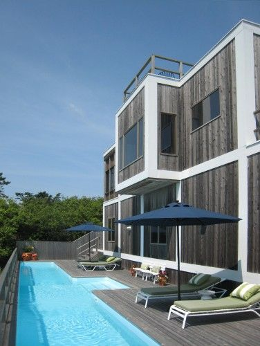 Lap pool shipping container pool homie pinterest for Shipping container pool house