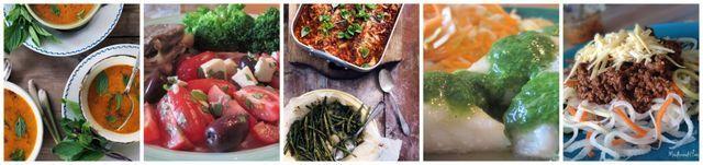 5 x aftensmad til næste uges madplan (via Bloglovin.com )