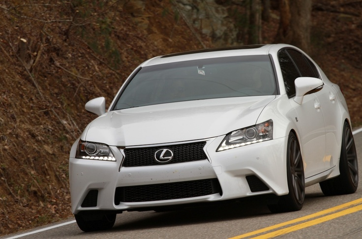 GS 350 F-sport at the Tail of the Dragon!! Featuring RS*R suspension, Nitto Tires and CV4 wheels!