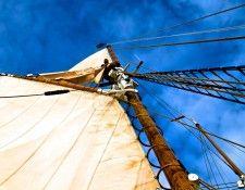Topsail work