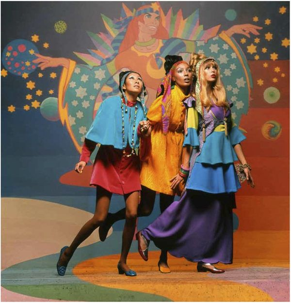 60s clothing by The Fool