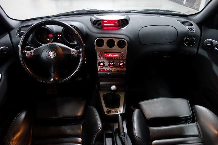 Alfa Romeo 156 GTA 3.2 V6 Sportwagon (2003)